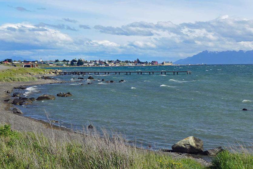 Puerto Natales am Fjord der letzten Hoffnung