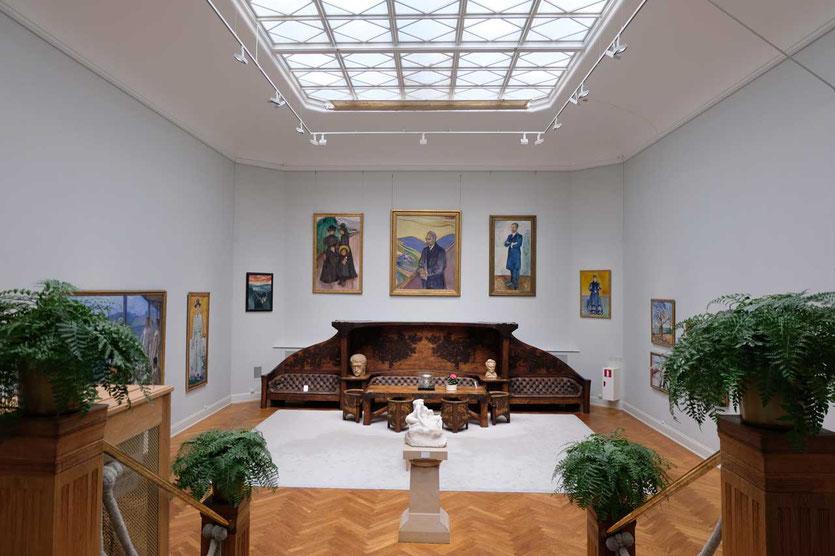 Villa Thiel Gallery auf  Djurgården Stockholm