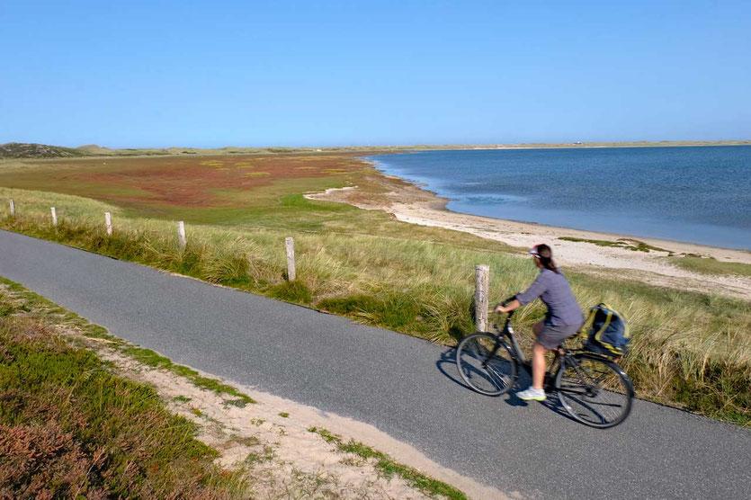 Radtour Lister Bucht Ellenbogen