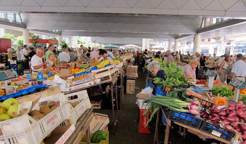 Mercato in La Spezia