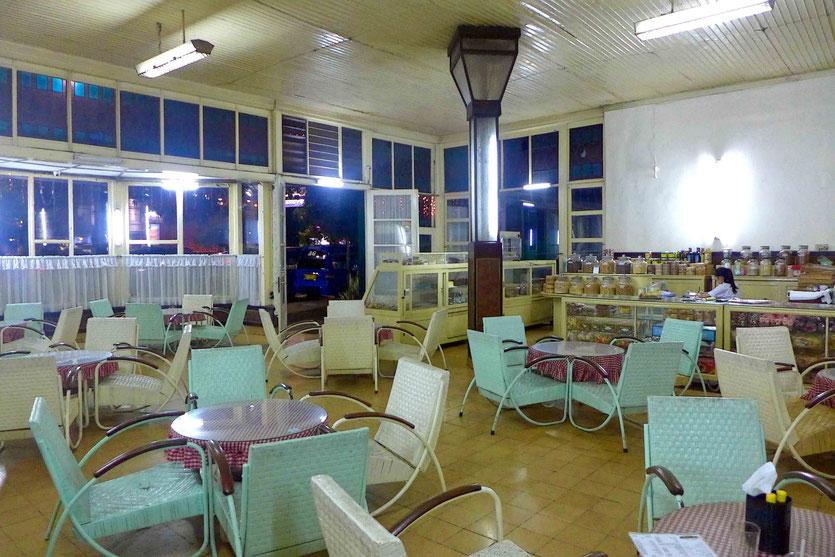 colonial Toko Oen Cafe Malang