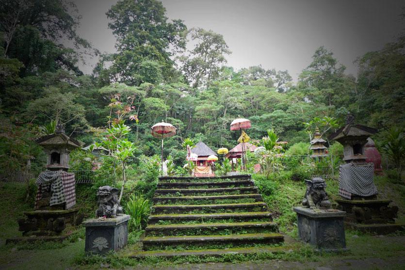Munduk activities Nord Bali Wanderungen Vulkanseen