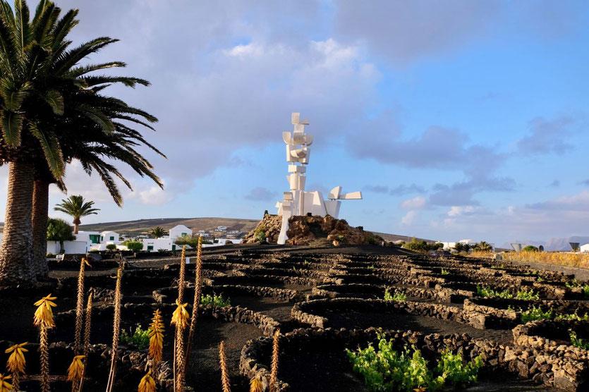 Monumento al Campesino Bauerndenkmal Museum César Manrique San Bartolomé Lanzarote