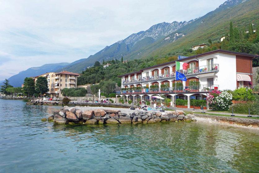 Gardasee Vela d'Oro Brenzone Lago di Garda