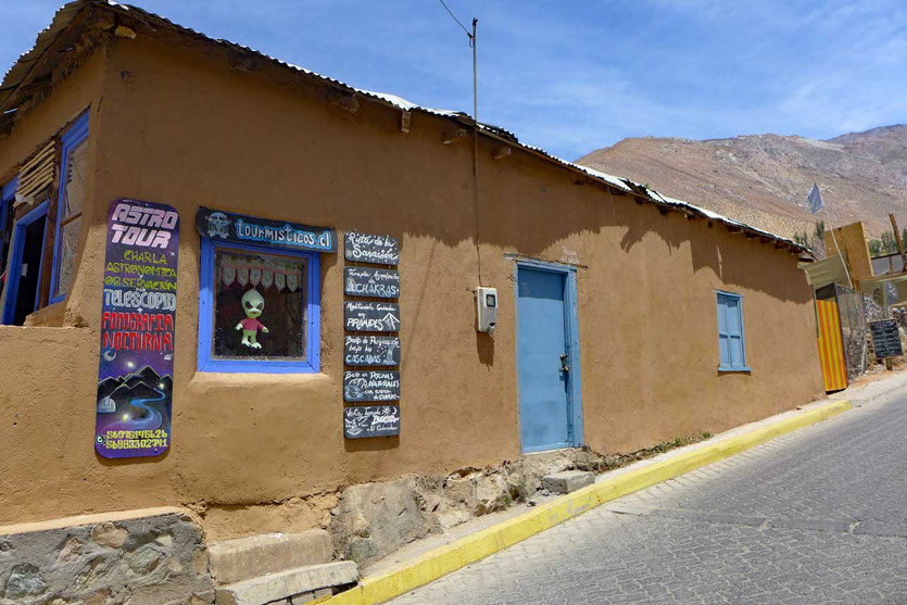 Astrotouren in Pisco Elqui