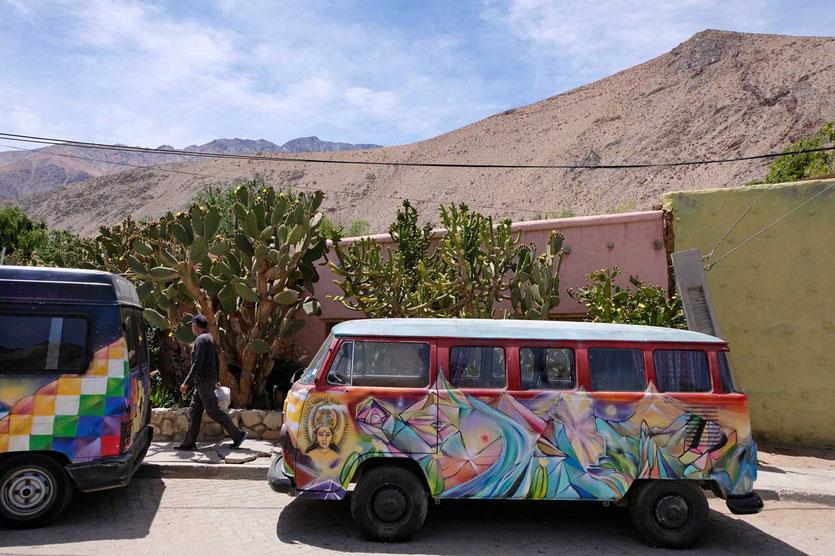 Astrobus Ort Pisco Elqui Chile