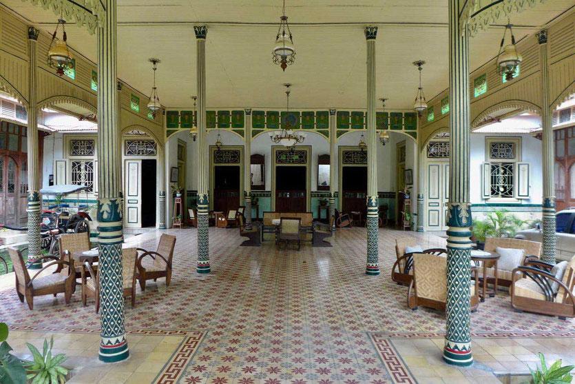 Natan Royal Heritage Art Space & Cafe Yogyakarta