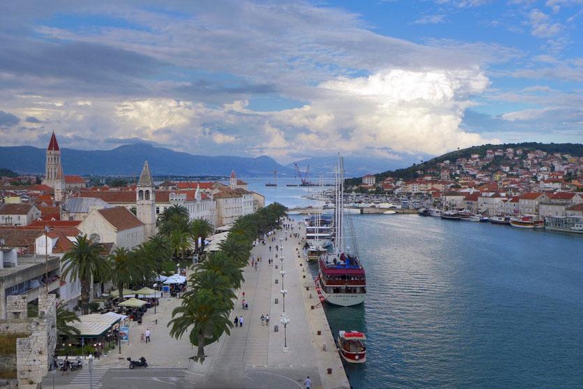visit Trogir Castle Kamerlengo Kroatien
