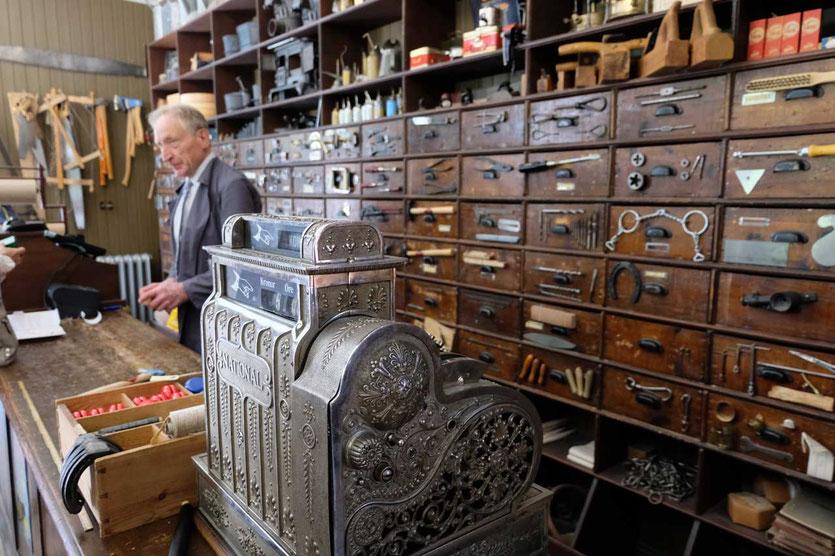 Skansen Museum Werkzeugladen
