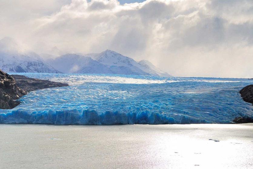 Lago Grey Gletscher Bootsfahrt