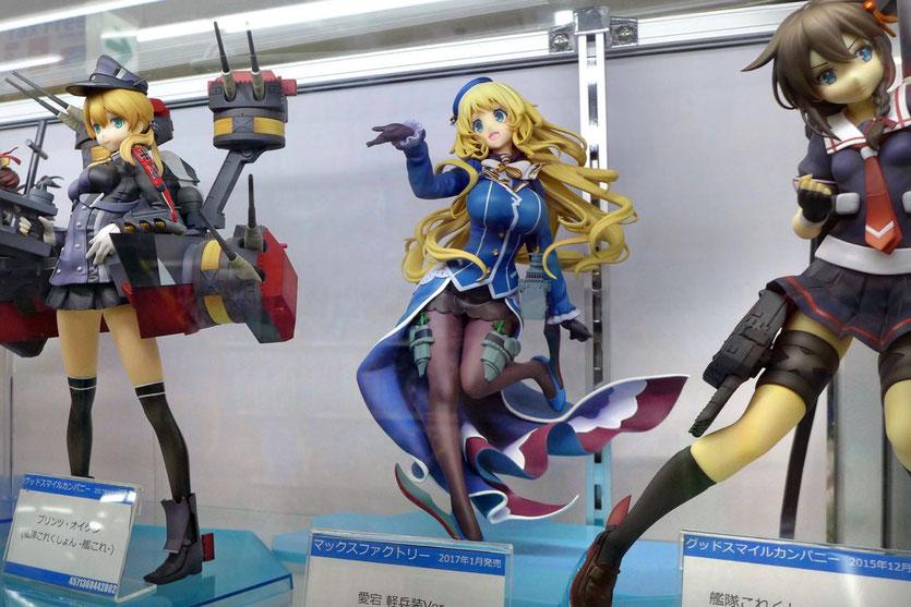 Manga Anime store Den Den Town Osaka Japan