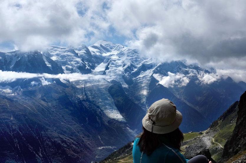 Chamonix Mont Blanc Wanderung, Reiseblog Edeltrips