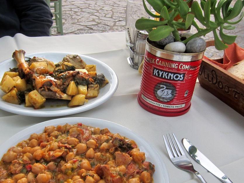 Restaurant tipp Areopoli Lithostroto, Mani Peloponnes