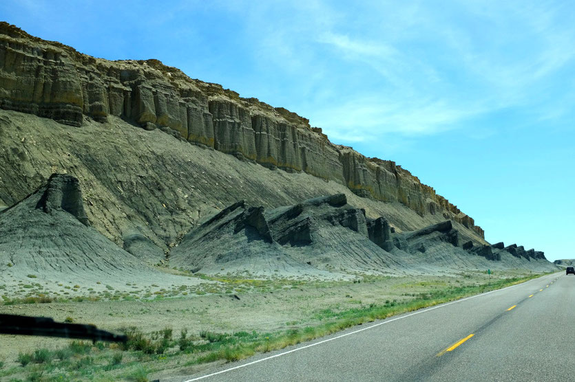 Scenic Byway Badlands State Route 24