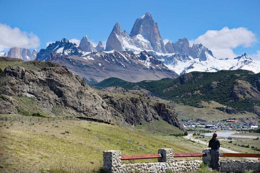 Aussichtspunkt Mirador El Chaltén