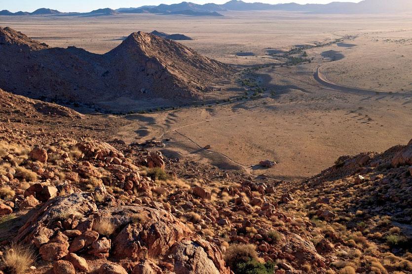 Eagle's Nest Chalets, Klein Aus Vista Namibia