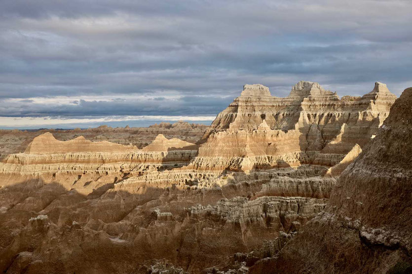 USA Badlands Nationalpark