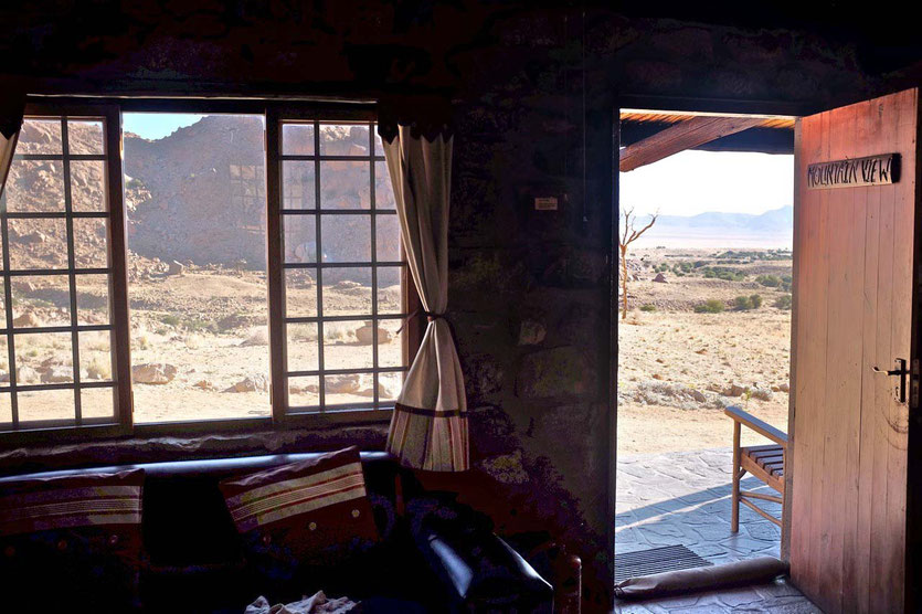 Eagle's Nest Chalet, in Klein-Aus-Vista -Namibia
