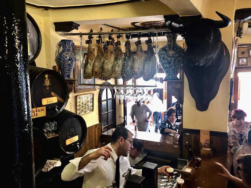Bodega Castañeda in Granada seit 1927