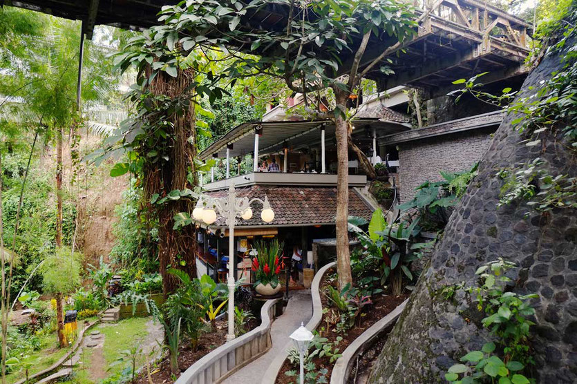 bridges Restaurant & Divine Bar Ubud