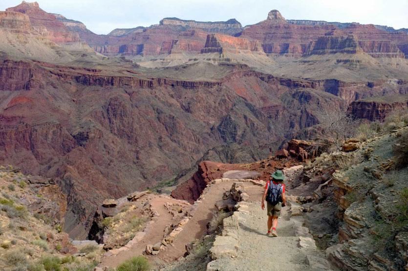Grand Canyon NP Wanderung