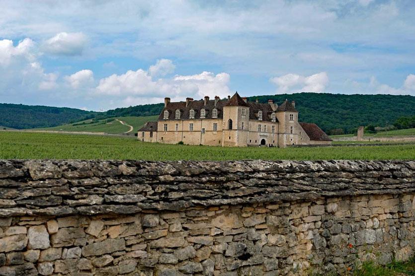 Von Mönchen erbaut – Château Clos de Vougeot