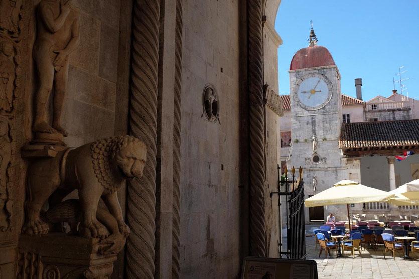 Trogir TIpps Kirche Kroatien