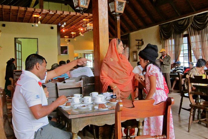 Mackwood Tea Estate, Teehouse Sri Lanka