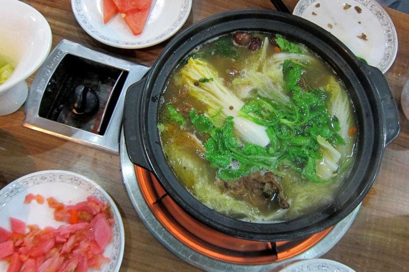 Lamb Hot Pot Beijing