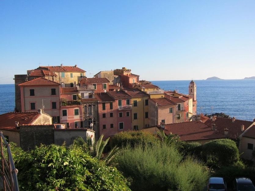 Tellaro Fischerdorf, Cinque Terre, Ligurien