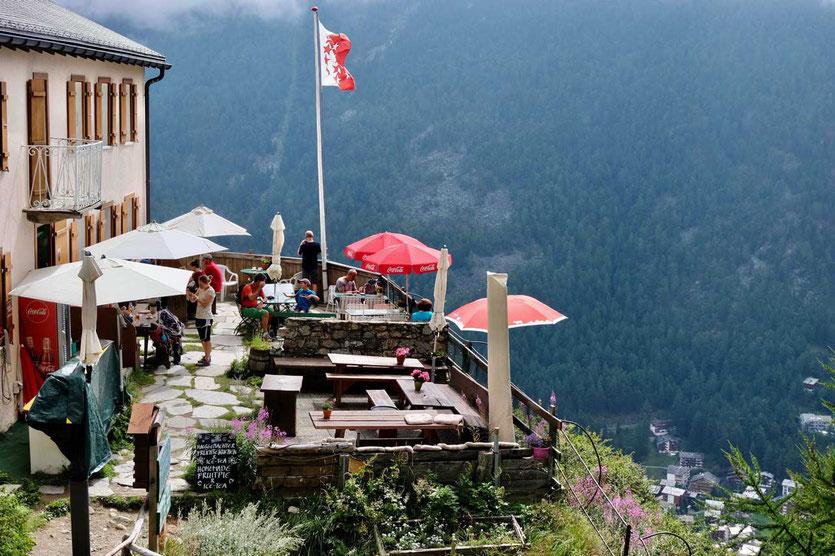 Berggasthof Edelweiss, Zermatt