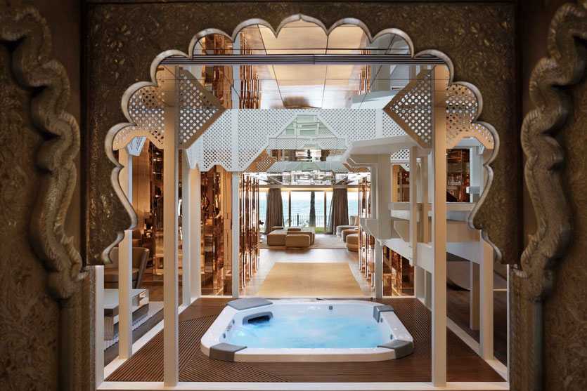 Villa del Mar Marbella Club Hotel Spain
