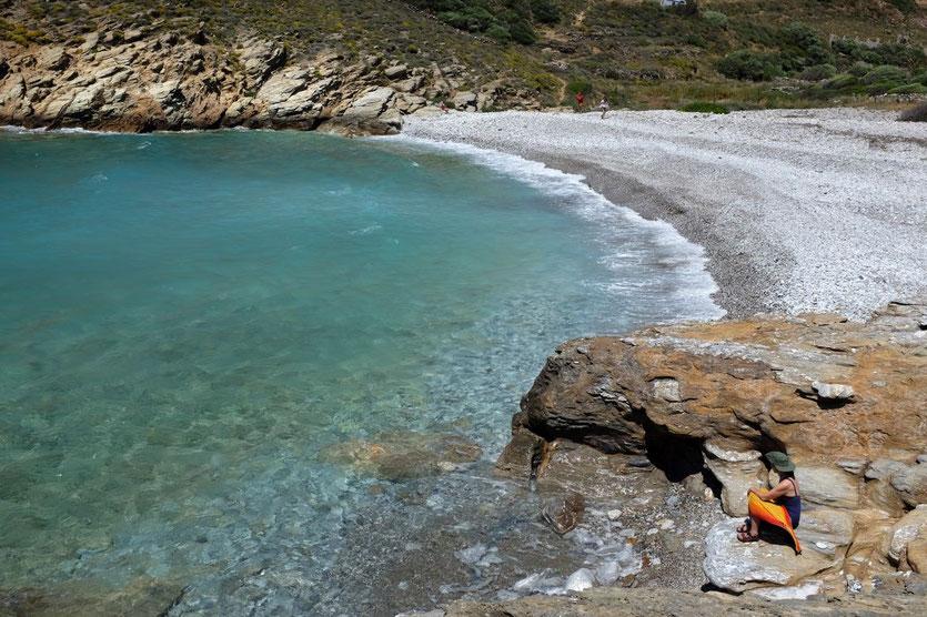 Peloponnes Mani Beaches Strände
