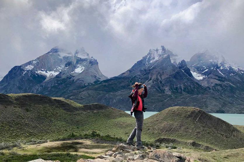 Torres del Paine Stop