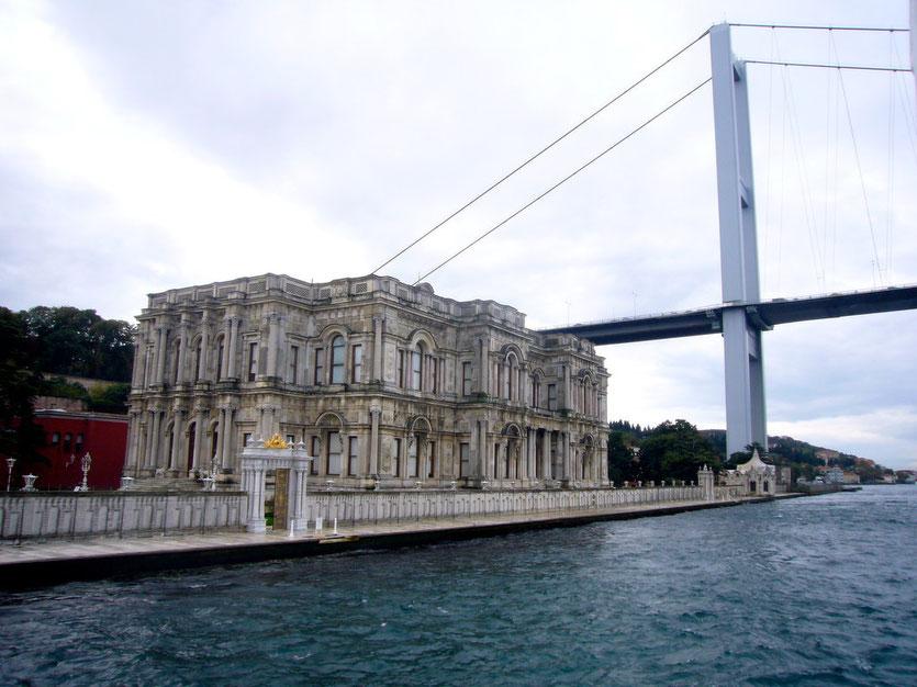 Beylerbeyi Palast, Istanbul
