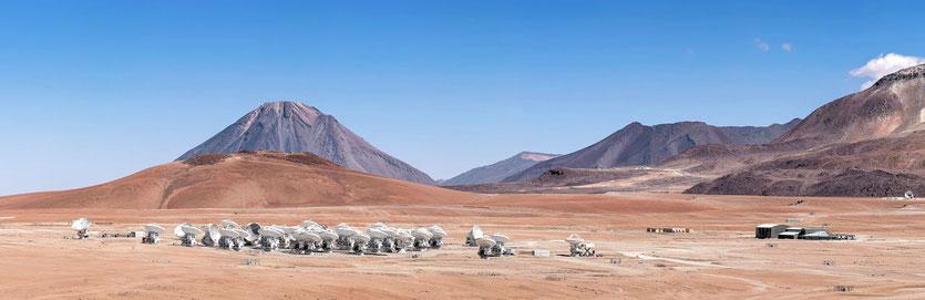 ALMA Observatorium Atacama