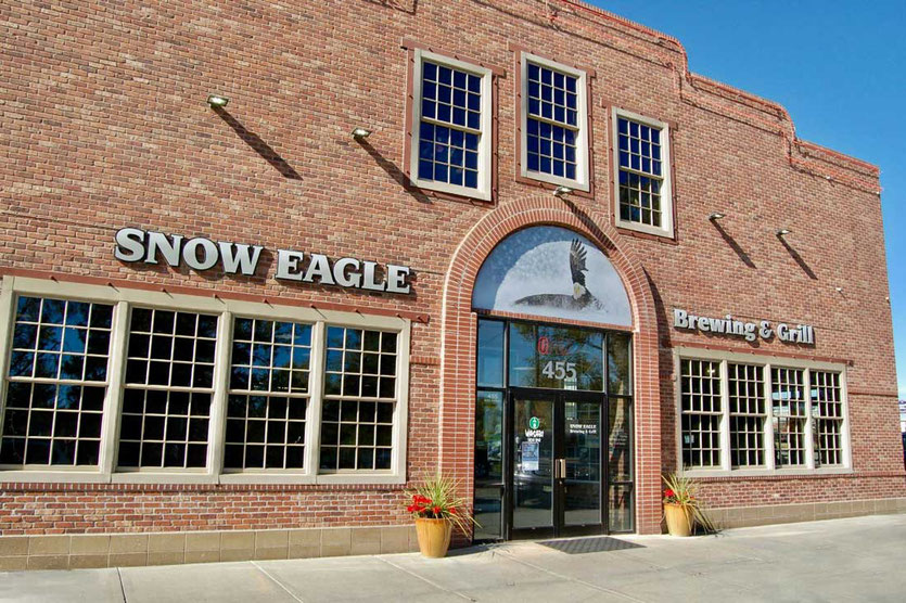 Snow Eagle Micro-Brewery & Grill Idaho Falls