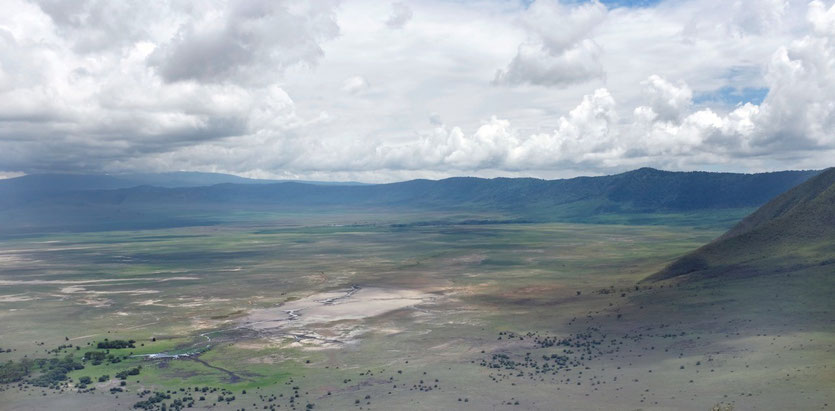 Ngorongoro Krater Tanzania safari highlight national parks