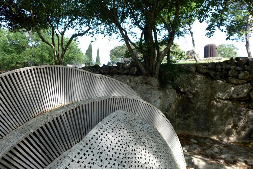 Kunst zum Anfassen Skulpturenpark bei Vrsar