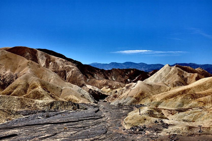 Mosaic Canyon, Death Valley NP trail