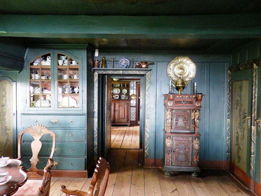 Museum  Altfriesisches Haus Sylt Keitum