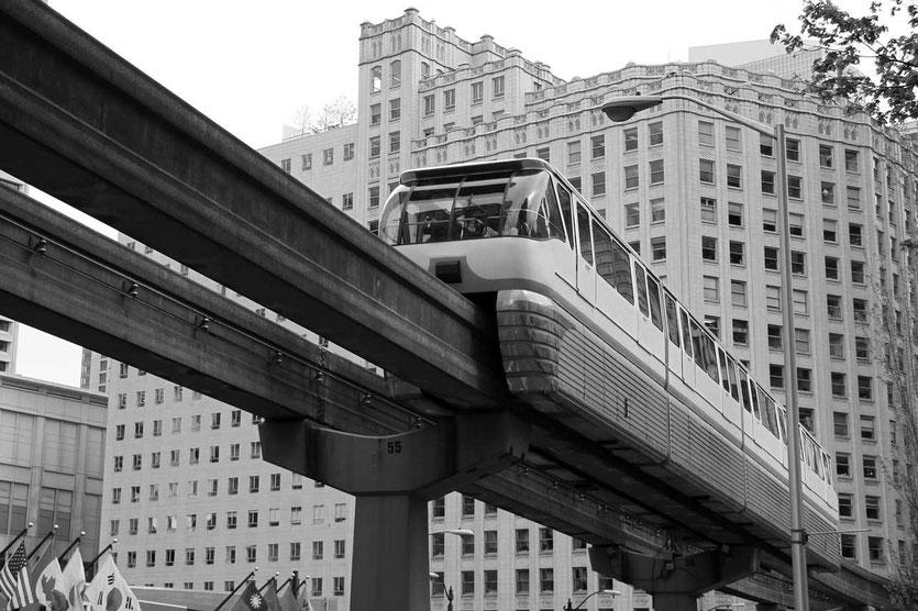 Seattles historische Monorail