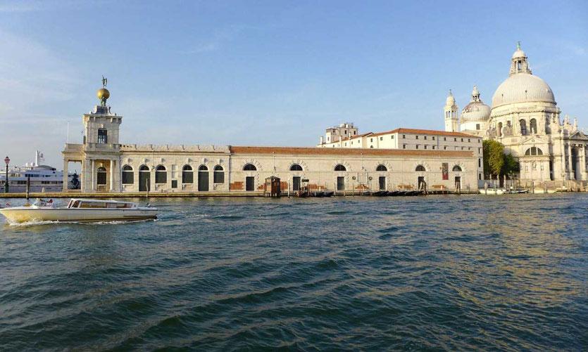 Museen moderne Kunst Punta della Dogana Venedig