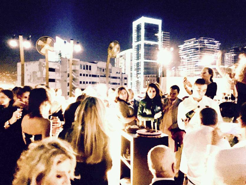 Nachtleben von Beirut