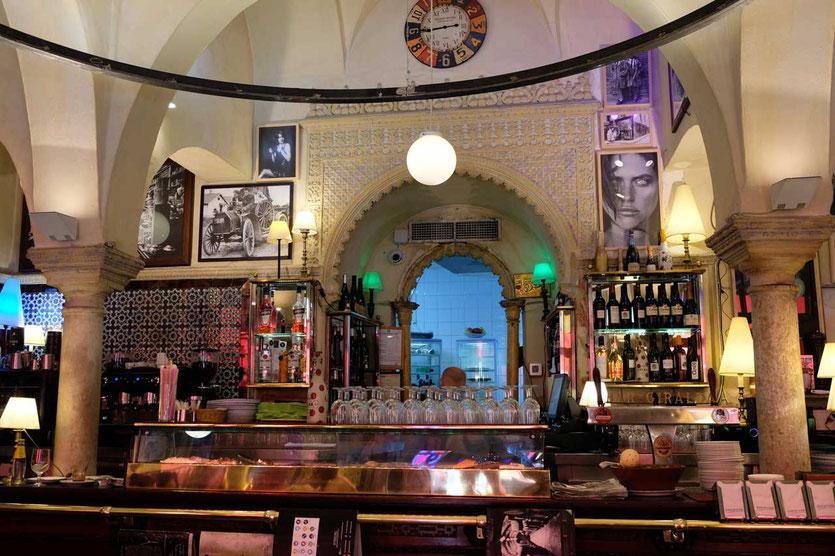 Bar Cervecería Giralda Sevilla