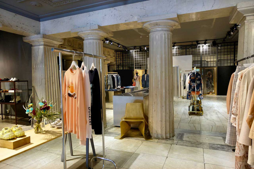 Store Acne Studios Ort Stockholm Syndrom