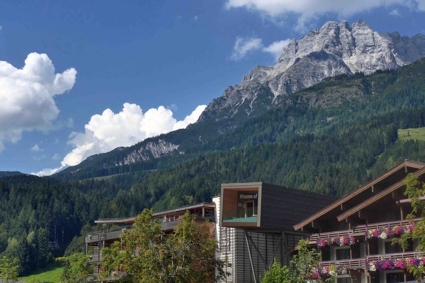 Hotel Tipp Wellnesshotel Sporthotel Österreich