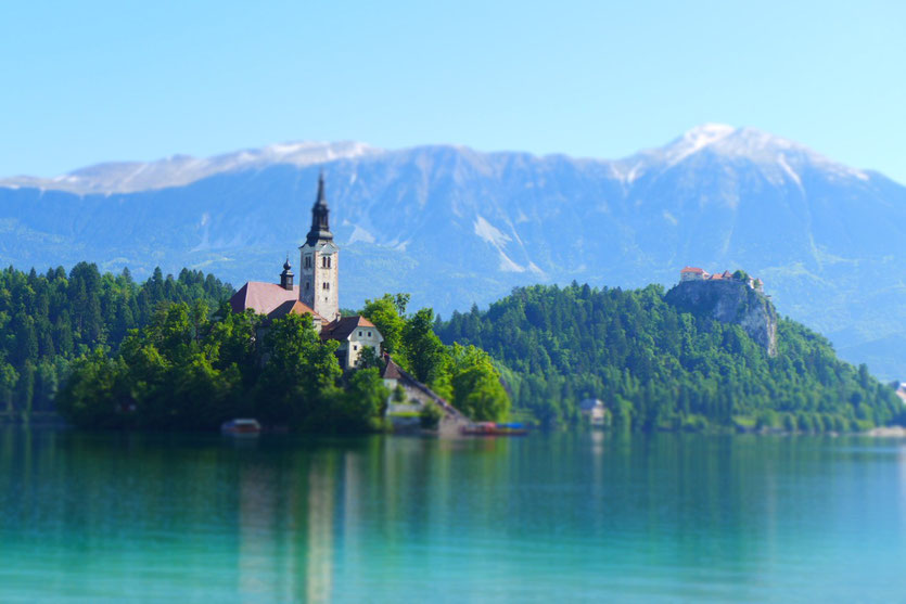 Bled See Camping SLowenien
