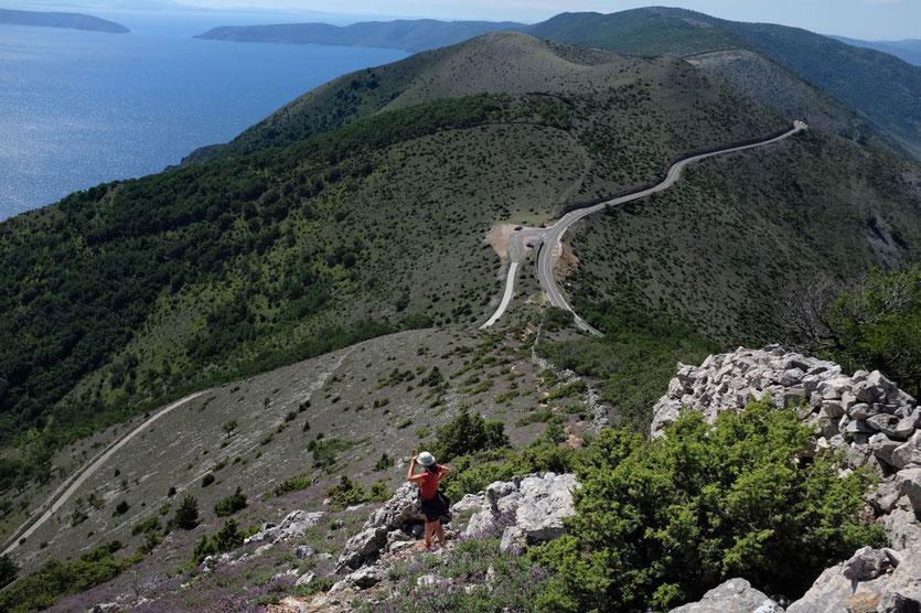 schönste Orte Insel Cres Kroatien
