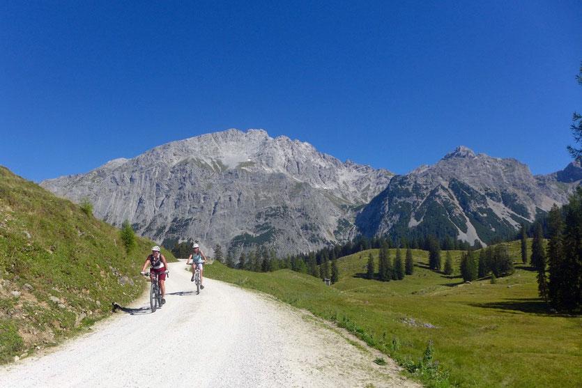 Biker Trails Österreich MTB Touren Salzburger Land